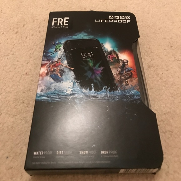 LIFEPROOF FRE Case for iPhone 7 Plus New in Box 24c916de7c