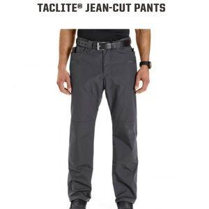 5.11 Tactical Other - 5.11 Tactical Pants Taclite Jean Cut Charcoal