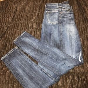 Citizen Of Humanity, ripped Jean, Size 26