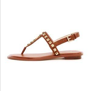 MICHAEL Michael Kors Shoes - MICHAEL Michael Kors Alexi Studded Flat Sandal