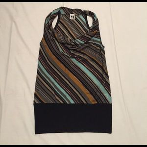 M by Missoni Tops - M by Missoni Sleeveless Top