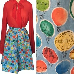 ModCloth Dresses & Skirts - Hot air balloon skirt(bow top not included)