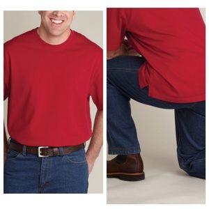 a2d8543e Men's Longtail T Short Sleeve T Shirt NWT