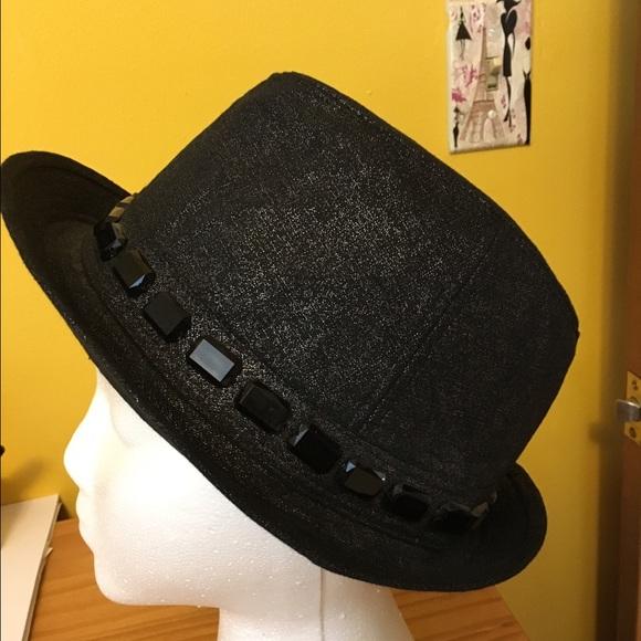 Glitter Fedora Hat e5195acd659