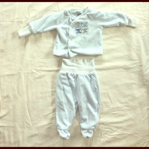 Absorba Other - 👶🏼 Absorba Paris 3-6m Matching Outfit