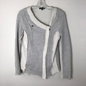 DREW Sweaters - Drew Moto Zip Sweater Jacket