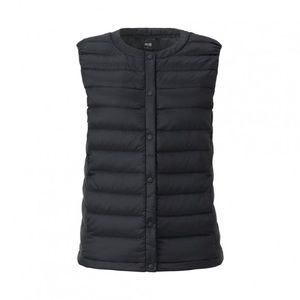 Uniqlo Jackets & Blazers - Uniqlo Ultra Light Down Compact Black Vest