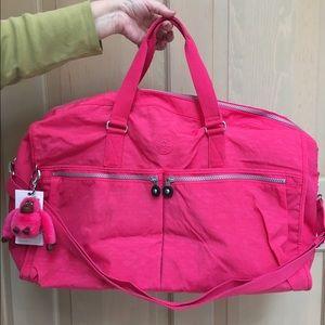 Kipling Itska in Vibrant Pink!