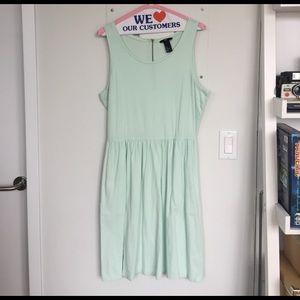 H&M Dresses & Skirts - H&M Cotton Tank Dress with Pockets