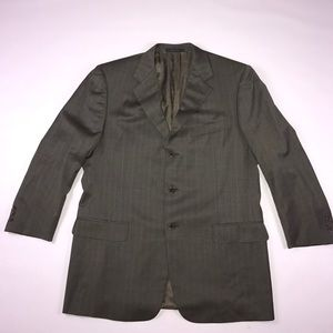 Ermenegildo Zegna Other - 54R Ermenegildo Zegna Heritage 3 Button Suit Coat