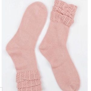 Accessories - Rose Blush Ankle Socks