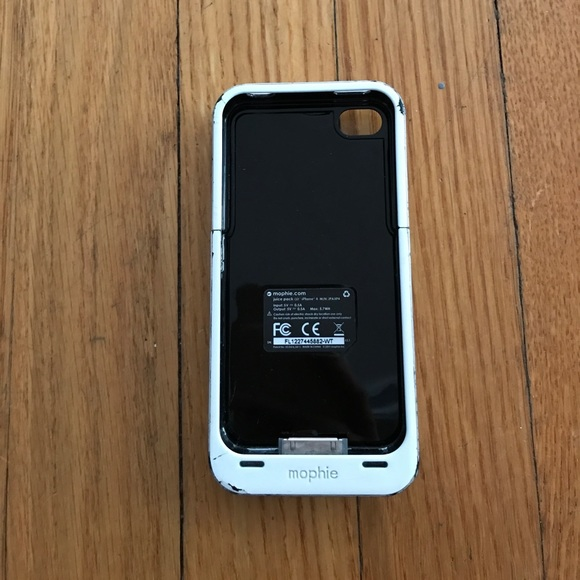 competitive price e321b 139b4 Mophie Juice Air Pack IPhone 4S
