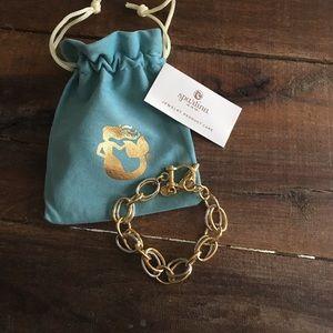 Spartina 449 Jewelry - Spartina two tone link bracelet