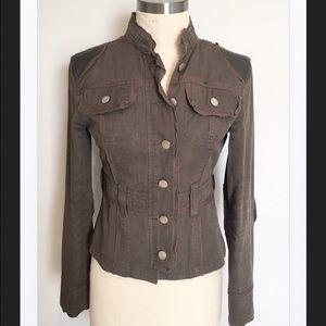 Ya Los Angeles Jackets & Blazers - Stunning! Ya Los Angeles Military Jacket, S