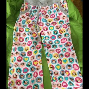 Paul Frank Other - Paul Frank Pajama Bottoms with Drawstring Band