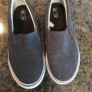 Omega Other - Boys slip on sneaker/loafers
