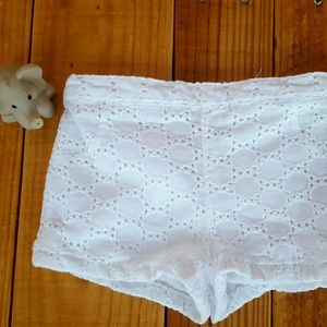 Other - 3T WHITE SHORTS