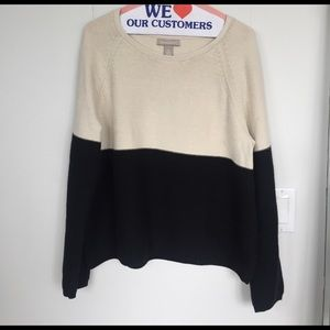 Banana Republic Sweaters - Banana Republic Outlet Colorblock Sweater
