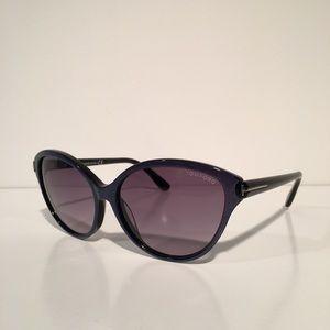 Tom Ford Accessories - Tom Ford Priscilla Cateye Sunglasses