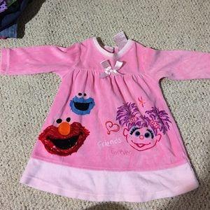 Sesame Street Other - Sesame Street dress/nightgown