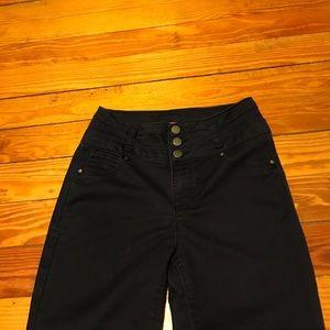Hollister Denim - High waisted jeans