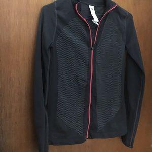 Fabletics Jackets & Blazers - Fabletics Nanette seamless workout jacket