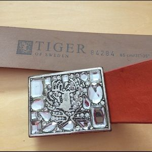 Tiger of Sweden Accessories - Tiger of Sweden made in Italy Belt