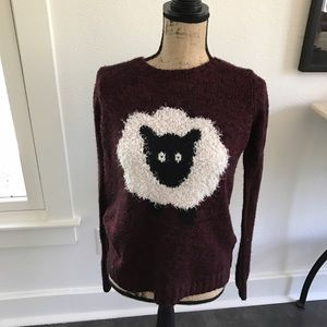 Forever 21 Sweaters - {F. 21 Sheep Sweater}