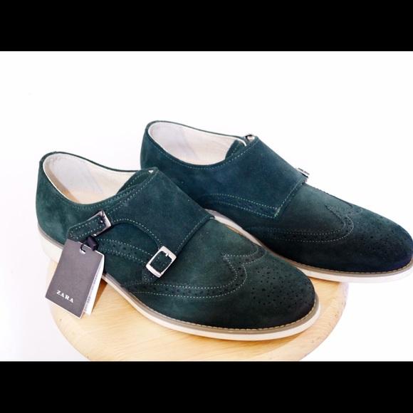 320d7649 Zara Shoes   Markdown Man Double Monk Strap   Poshmark