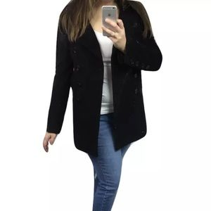 SAM. Jackets & Blazers - Sz Lrg SAM NY Pea Coat!