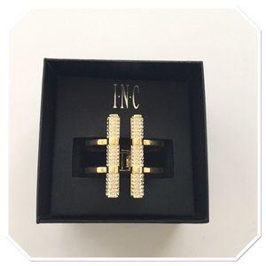 INC International Concepts Jewelry - Parallel Hinge Bracelet