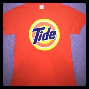 Gildan Other - NWOT Tide Detergent Promotional T-Shirt