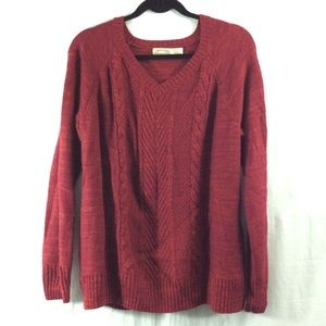 Sweaters - NWOT red sweater