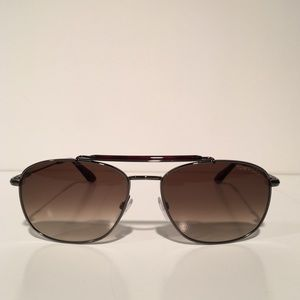 Tom Ford Other - Tom Ford Brown Marlon  Square Sunglasses