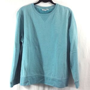 Kim Rogers Sweaters - Kim Rogers light blue sweater top