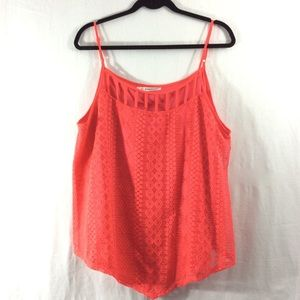 Maurices Tops - NWT Maurices bright colored spaghetti strap top
