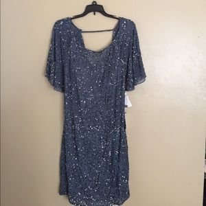 Aidan Mattox Dresses & Skirts - Aidan mattox sequin dress !