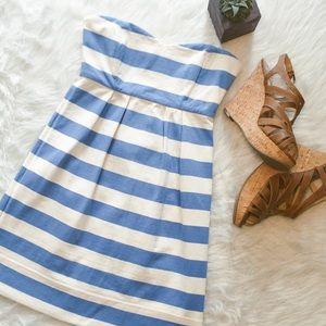 J. Crew Dresses & Skirts - J.Crew Strapless Dress 0