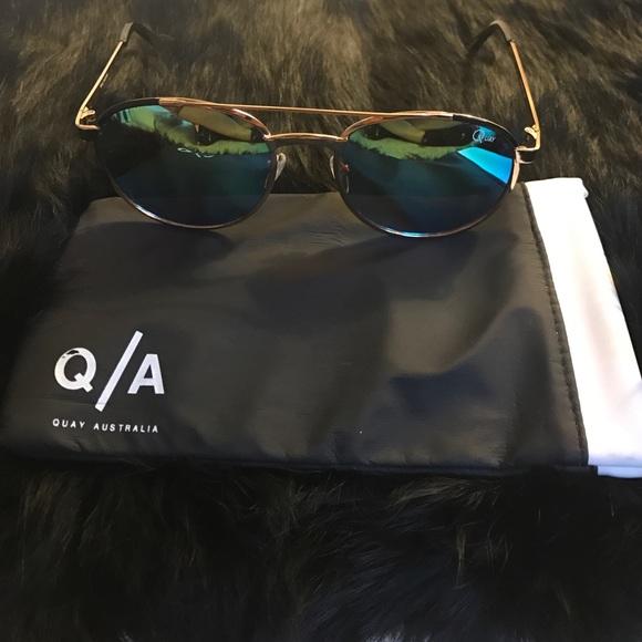 4a1361804c Accessories - Quay Australia Sunglasses Sundance 7.55