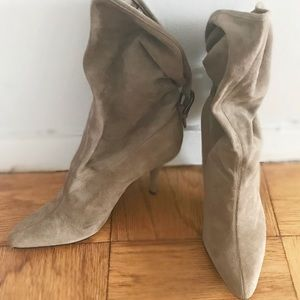 Nine West Shoes - Suede booties by Nine West.