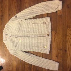 Moncler Jackets & Blazers - Moncler Vanilla jacket sz 2
