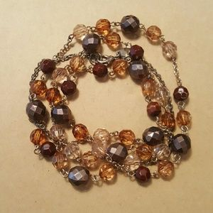 New York & Company Jewelry - New York & Company Beaded Necklace