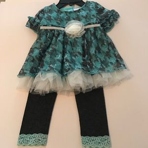 Little Lass Party Outfit
