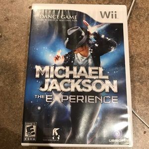 Nintendo Other - Michael Jackson the Experience