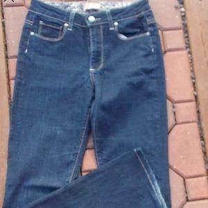 Paige Jeans Denim - Paige Bootcut Dark Wash Jeans Size 27
