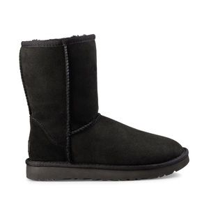 UGG Shoes - UGG Black Classic Short Boots 💕