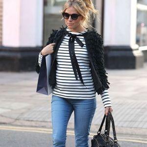 Topshop MATERNITY Denim - Topshop Moto Maternity Jeans size 4