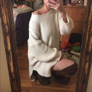 ROMWE Sweaters - Oversized sweater dress