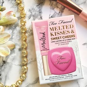 Too Faced Other - 🆕 💝 Too Faced 💝 Melted and Kisses Sweet Cheeks