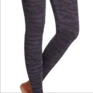 SPANX Pants - Spanx shaping slimming Camo leggings nwt l